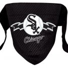 Chicago White Sox Pet Dog Baseball Jersey Bandana S/M