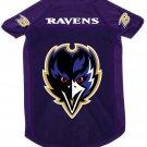 Baltimore Ravens Pet Dog Football Jersey Alternate Purple Medium
