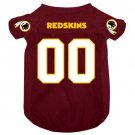 Washington Redskins Pet Dog Football Jersey XL