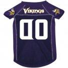 Minnesota Vikings Pet Dog Football Jersey Small v3
