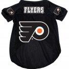 Philadelphia Flyers Pet Dog Hockey Jersey Medium