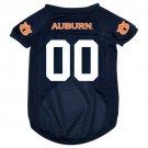 Auburn University Tigers Pet Dog Football Jersey XL