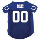 Indianapolis Colts Pet Dog Football Jersey Medium