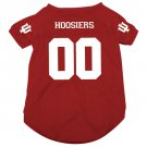 Indiana University Hoosiers Pet Dog Football Jersey Small