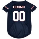UCONN Connecticut Huskies Pet Dog Football Jersey Medium