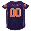 Clemson University Tigers Pet Dog Football Jersey Small