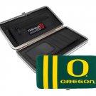 Oregon University Ducks Football Jersey Clutch Shell Wallet