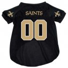 New Orleans Saints Pet Dog Football Jersey Medium
