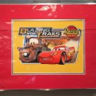 Disney Parks Cars Lightning Mcqueen & Tow Mater Blazing New Trails Print NEW
