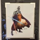 Disney WonderGround STAR WARS The Force Within Print JScott Campbell
