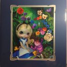 Disney WonderGround Gallery ALICE IN THE GARDEN Print by Jasmine Becket-Griffith