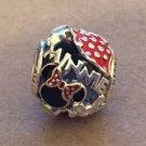 Disney Parks Disney Pandora Minnie Mouse Body Parts Silver Charm New w/ Box