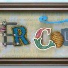 Disney Parks Disneyland 60 Years Critter Country Icon Shadow Box Dave Avenzino