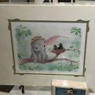 Disney WonderGround Gallery Dumbo in Lend an Ear Print by Sydney Hanson NEW