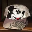 DISNEY PARKS EXCLUSIVE MICKEY MOUSE MENS CAP HAT NWT