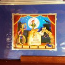 Disney Parks Melodrama at The Golden Horseshoe Print by Daniel Killen NEW!