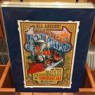 Disney Disneyland Railroad Main St. Frontierland Print NEW