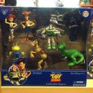 DISNEY PARKS EXCLUSIVE TOY STORY COLLECTIBLE FIGURES NEW IN BOX