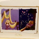 Disney Parks Exclusive Disney Story Book Collection Rapunzel & Pascal Print NEW