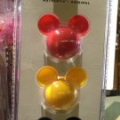 DISNEY PARKS EXCLUSIVE 3 PACK PENCIL SHARPENERS NEW IN PACKAGE