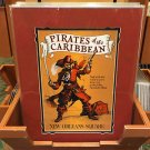DISNEY PARKS EXCLUSIVE PIRATES OF THE CARIBBEAN POSTER DELUXE PRINT NEW