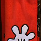 Disney Parks Mickey Mouse Dish Towel Set Towels NEW WITH TAGS