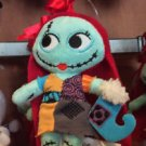 Disney Parks Nightmare Before Christmas Sally Plush Ornament New