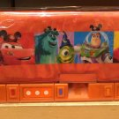 DISNEY PARKS DISNEY PIXAR CARS, MONSTERS INC, TOY STORY DELUXE PENCIL KIT SET
