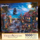 Disney Parks Pirates of the Caribbean Thomas Kinkade Puzzle 1000 Pieces NEW