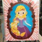 Disney WonderGround Gallery Rapunzel Postcard 5x7 by Michelle Romo NEW