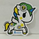 TOKIDOKI Authentic UNICORNO MARGHERITA Sticker NEW WITHOUT TAGS