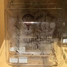 Disneyland Resort Exclusive Walt Disney Believe in Magic Glass Plate NEW