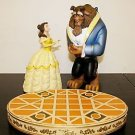 Disney Parks Beauty & The Beast Medium Big Figurine by Monty Moldovan NEW IN BOX