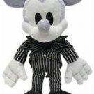 "Disney Parks Nightmare Before Christmas Mickey Mouse as Jack Skellington Plush9"""