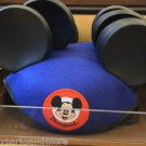 DISNEYLAND MICKEY MOUSE BLUE Ear Hat Disney Parks NEW WITH TAGS