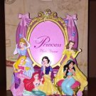Disney Parks Princess Frame Cinderella Aurora Ariel Snow White Jasmine & Belle