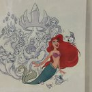 Disney WonderGround Ariel A Little Mermaid's Tale Postcard Whitney Pollett RARE