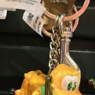 DISNEY PARKS PLUTO MOVING ARMS KEYCHAIN NEW WITH TAGS