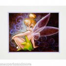 Disney Parks Tinkerbell Tinker Bell Deluxe Print by Darren Wilson NEW