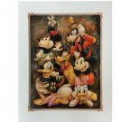 Disney Parks Enduring FAB 6 Deluxe Print by Darren Wilson NEW