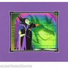 Disney Parks Maleficent Shadowy Figures Deluxe Print By Daniel Killen NEW