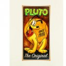 Disney Parks Pluto The Original Deluxe Print by Darren Wilson NEW