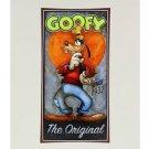 Disney Parks Goofy The Original Deluxe Print by Darren Wilson NEW