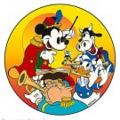 Disney Parks Mickey Mouse in Bandleader Mickey Deluxe Print by Seppala NEW