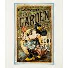 Disney Parks Minnie Mouse in Minnie Gardener Deluxe Print by Darren Wilson NEW