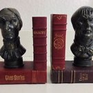 Disney Parks HAUNTED MANSION 45th Anniversary BOOKENDS Set NEW!