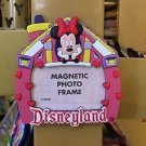 DISNEYLAND RESORT TOONTOOWN MINNIE MOUSE HOUSE MAGNETIC PHOTO FRAME NEW