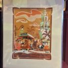 Disney Parks Disney Day Deluxe Print by Mike Peraza NEW