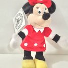 """DISNEY PARKS MAGNET PLUSH DOLL 4"""" FEAT. MINNIE MOUSE NEW WITH TAGS"""