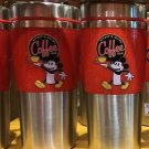 Disney  Parks Mickey Mouse Brand Coffee Travel Mug New